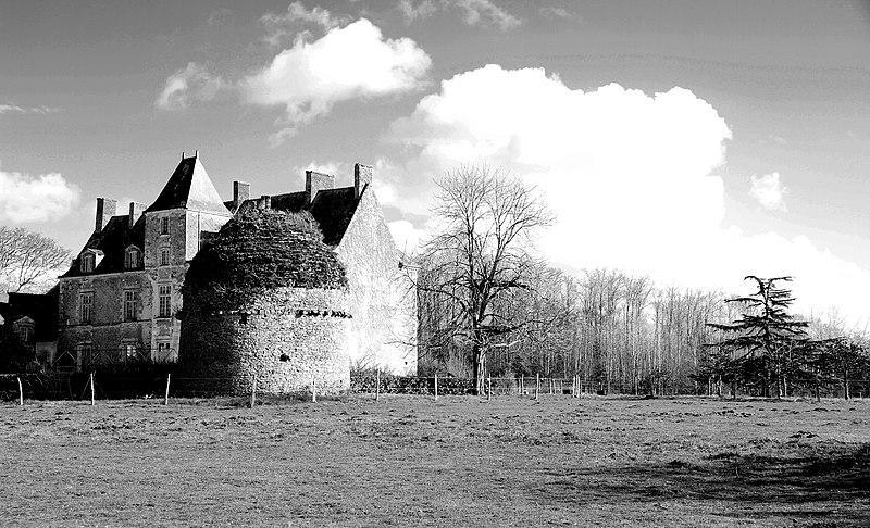 Photo du Monument Historique Logis de la Sénaigerie situé à Bouaye