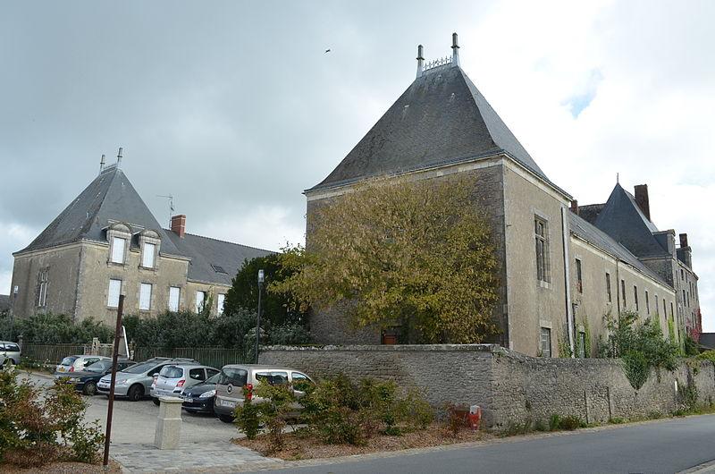 Photo du Monument Historique Ancien couvent des Ursulines, petit séminaire situé à Guérande