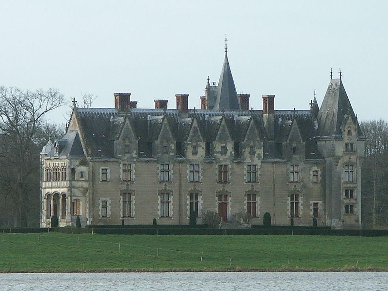 Photo du Monument Historique Château de la Gascherie situé à La Chapelle-sur-Erdre