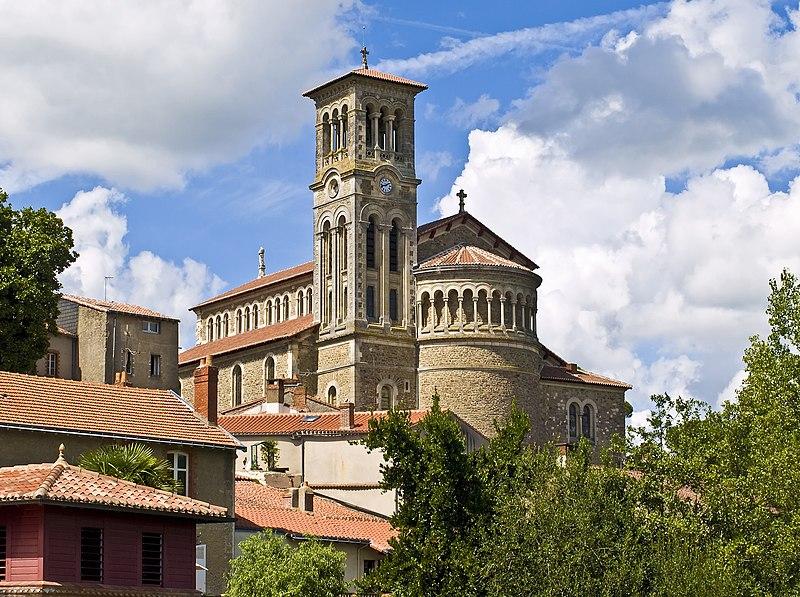 Photo du Monument Historique Eglise Notre-Dame situé à Clisson