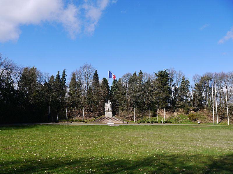 Photo du Monument Historique Monument aux fusillés situé à Châteaubriant