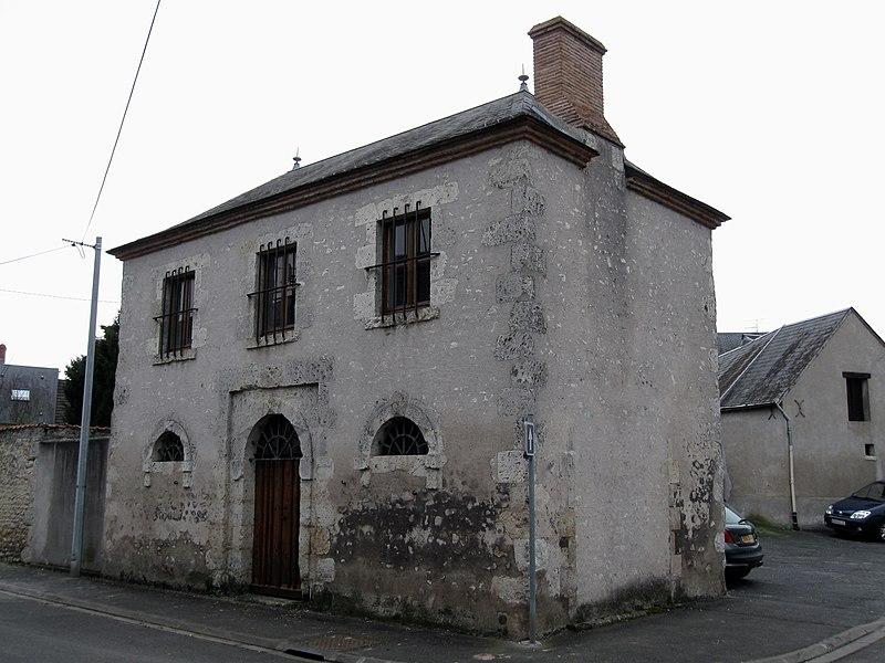 Photo du Monument Historique Ancienne prison situé à Artenay