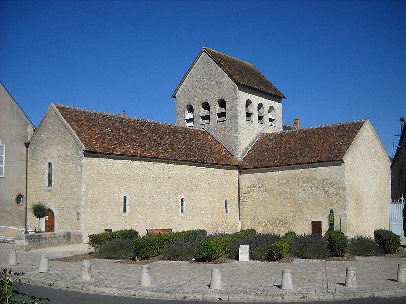 Photo du Monument Historique Eglise Saint-Etienne situé à Beaugency
