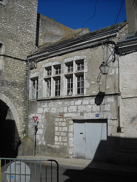 Photo du Monument Historique Ancienne prison situé à Beaugency