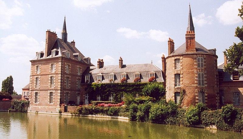 Photo du Monument Historique Ancien château situé à Bellegarde