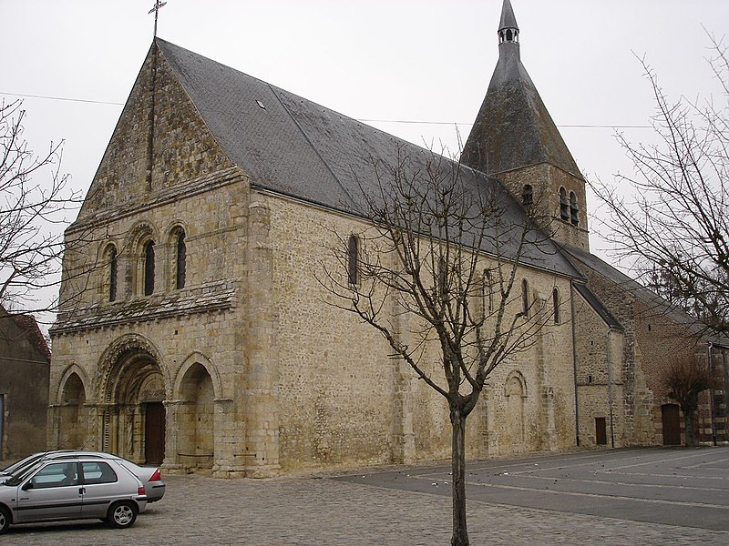 Photo du Monument Historique Eglise Notre-Dame situé à Bellegarde