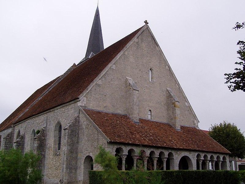 Photo du Monument Historique Eglise Saint-Germain situé à Boësse