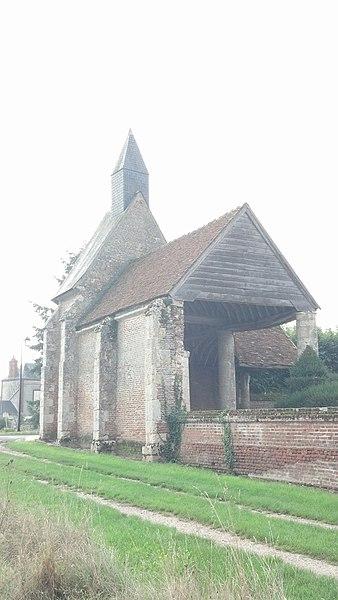 Photo du Monument Historique Chapelle Saint-Lazare situé à Boiscommun