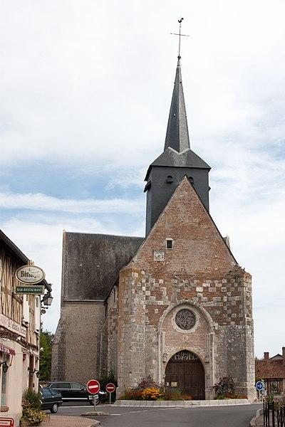 Photo du Monument Historique Eglise Sainte-Marguerite situé à Cerdon