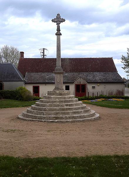 Photo du Monument Historique Calvaire situé à Chapelon