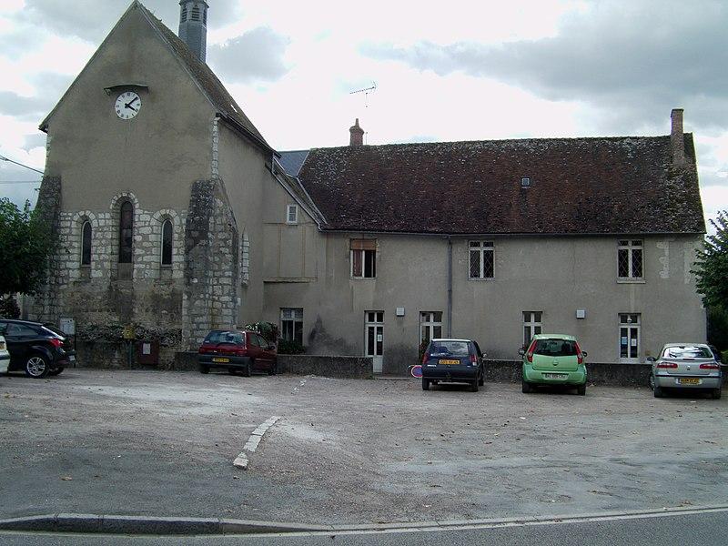 Photo du Monument Historique Hospice situé à Châtillon-Coligny