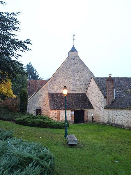 Photo du Monument Historique Eglise Saint-Jean-Baptiste situé à Chevry-sous-le-Bignon