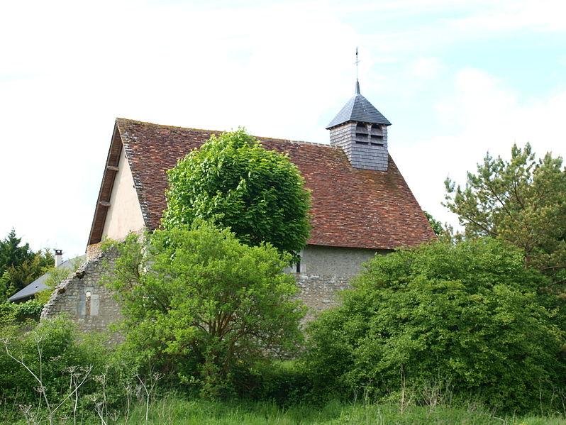 Photo du Monument Historique Ancienne église Saint-Martin situé à Cortrat