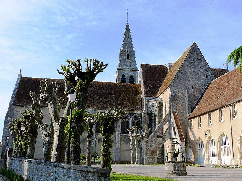 Photo du Monument Historique Ancienne abbaye situé à Ferrières