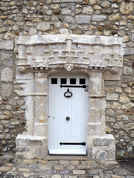 Photo du Monument Historique Maison situé à Fontenay-sur-Loing
