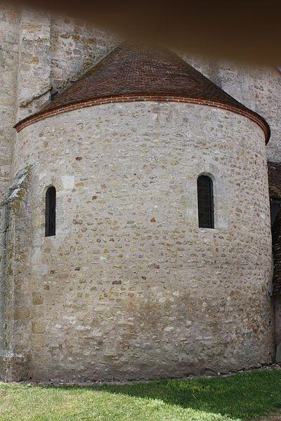 Photo du Monument Historique Eglise Saint-Martial situé à Fréville-du-Gâtinais