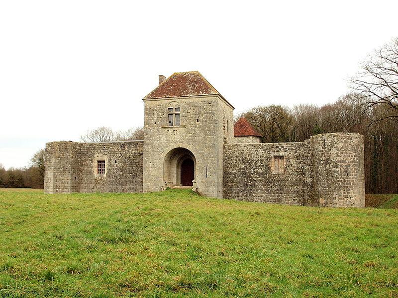 Photo du Monument Historique Vestiges du manoir de Jean d'Arrabloy situé à Gien