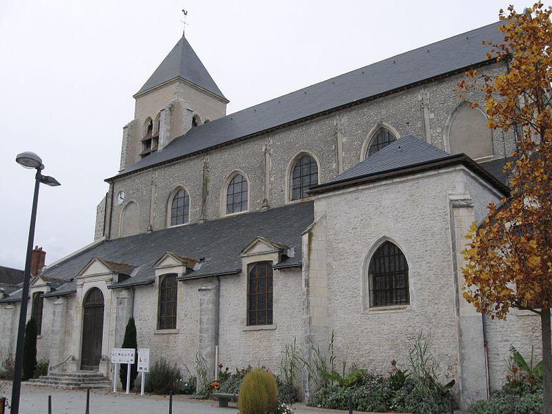 Photo du Monument Historique Eglise Saint-Loup situé à Ingré