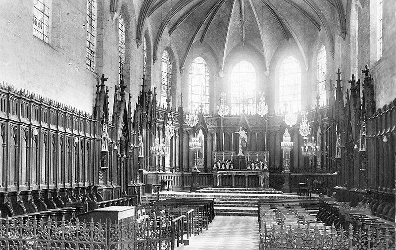 Photo du Monument Historique Eglise Saint-Etienne situé à Jargeau