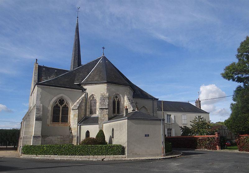 Photo du Monument Historique Eglise Saint-Hilaire situé à Ladon