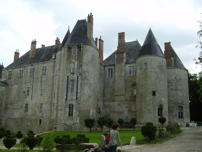 Photo du Monument Historique Château situé à Meung-sur-Loire