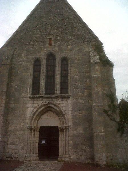 Photo du Monument Historique Eglise Saint-Léger situé à Montcresson
