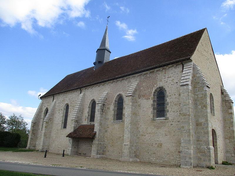 Photo du Monument Historique Eglise Notre-Dame situé à Montliard