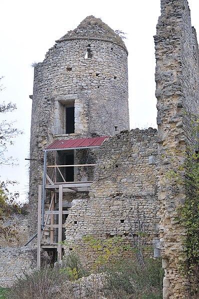 Photo du Monument Historique Ancien prieuré situé à La Neuville-sur-Essonne