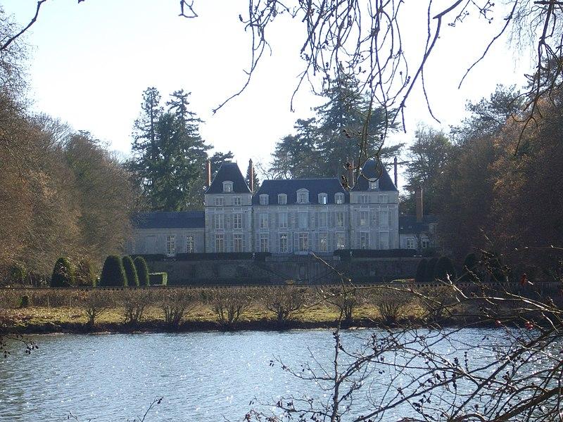 Photo du Monument Historique Château du Rondon situé à Olivet