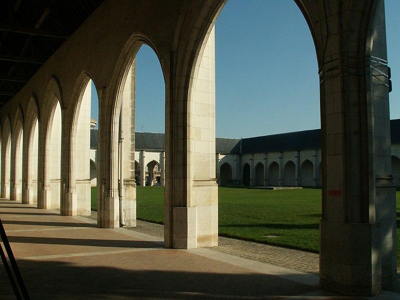 Photo du Monument Historique Ancien grand cimetière ou Campo Santo situé à Orléans