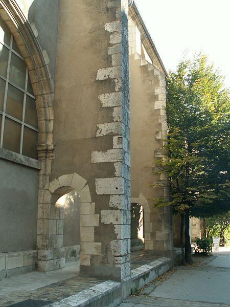 Photo du Monument Historique Ancien couvent des Minimes situé à Orléans