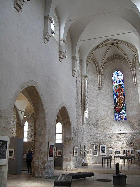 Photo du Monument Historique Eglise Saint-Pierre-le-Puellier situé à Orléans
