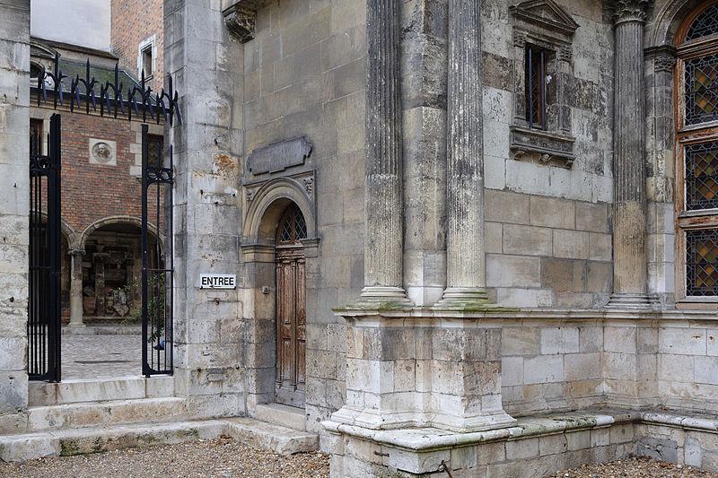 Photo du Monument Historique Hôtel Cabu ou maison dite de Diane de Poitiers, actuellement Musée archéologique et historique de l'Orléanais situé à Orléans