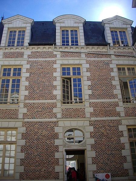 Photo du Monument Historique Hôtel Pommeret, actuellement Chambre régionale des Comptes situé à Orléans