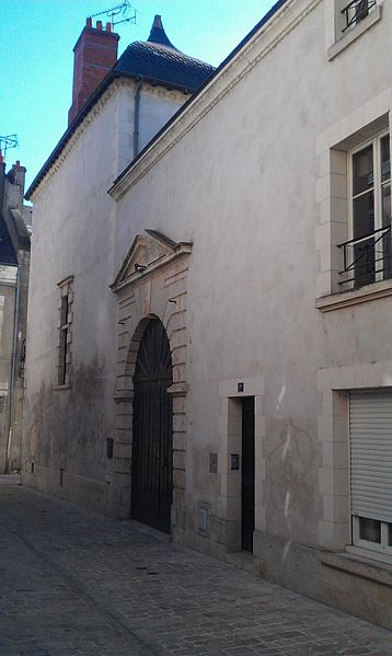 Photo du Monument Historique Hôtel de la Vieille Monnaie situé à Orléans