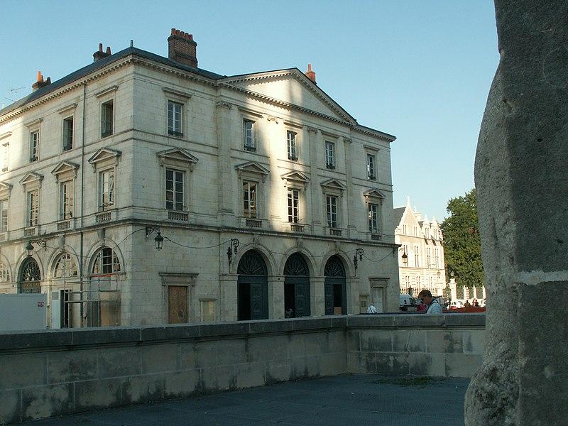 Photo du Monument Historique Institut situé à Orléans