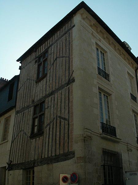 Photo du Monument Historique Maison dite de François Ier ou hôtel Toutin situé à Orléans