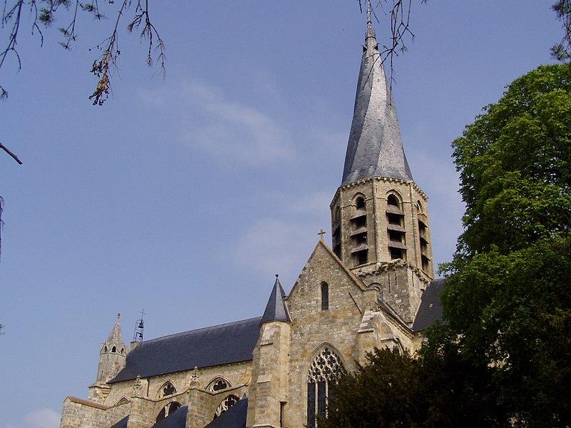 Photo du Monument Historique Eglise Notre-Dame situé à Puiseaux