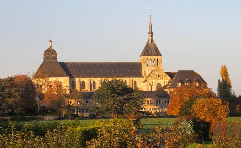 Photo du Monument Historique Parcelle de terrain de 92 centiares situé à Saint-Benoît-sur-Loire