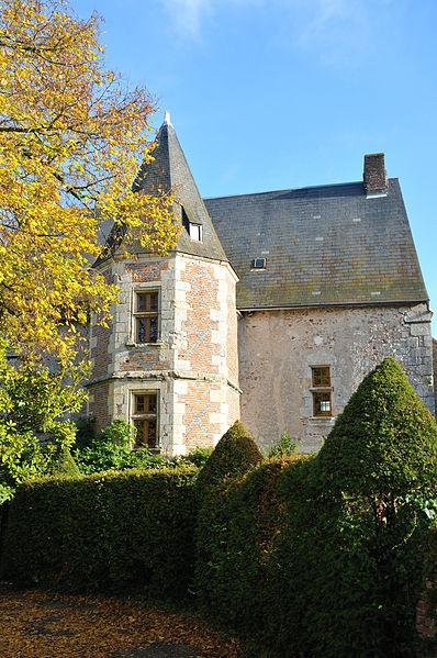 Photo du Monument Historique Prieuré situé à Saint-Gondon
