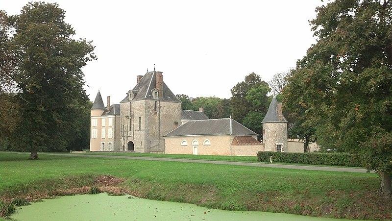 Photo du Monument Historique Château situé à Saint-Michel