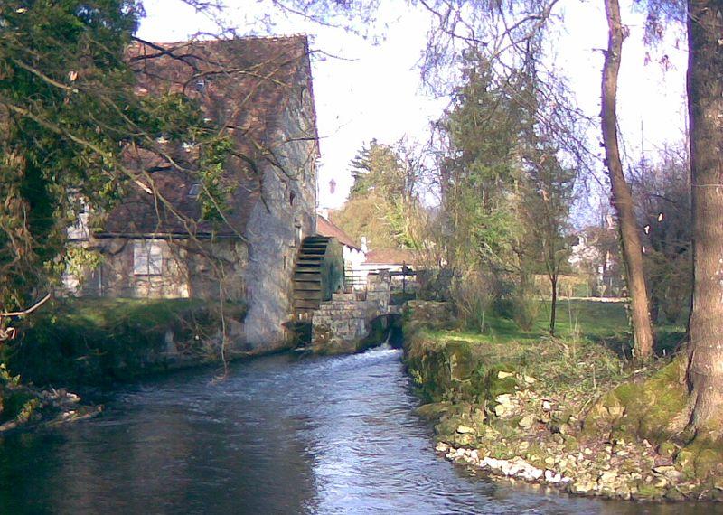Photo du Monument Historique Moulin Tosset situé à Griselles