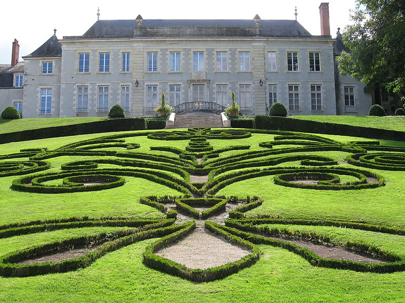 Photo du Monument Historique Parc floral de la Source situé à Orléans