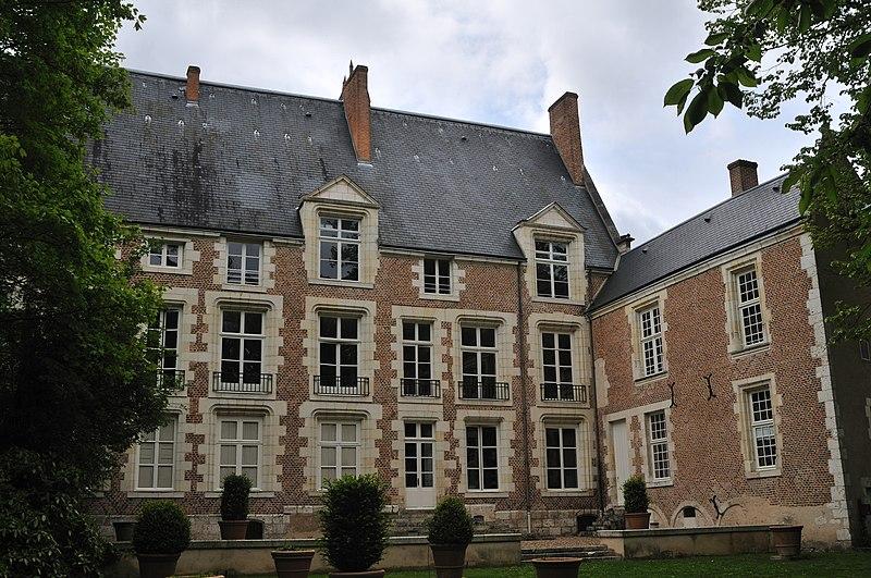 Photo du Monument Historique Hôtel Brachet, dit aussi hôtel de la Vieille Intendance situé à Orléans