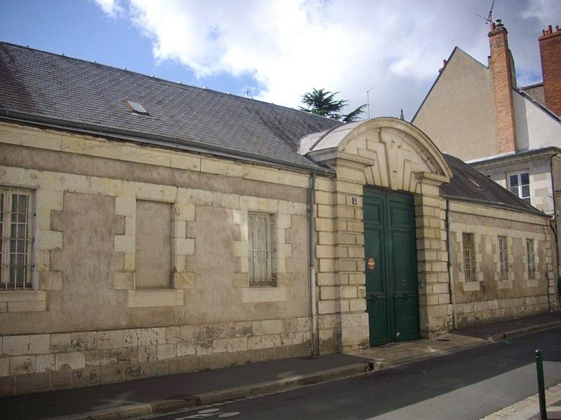 Photo du Monument Historique Hôtel Tassin de Montcour situé à Orléans