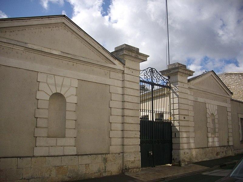Photo du Monument Historique Hôtel Tassin de Villiers situé à Orléans