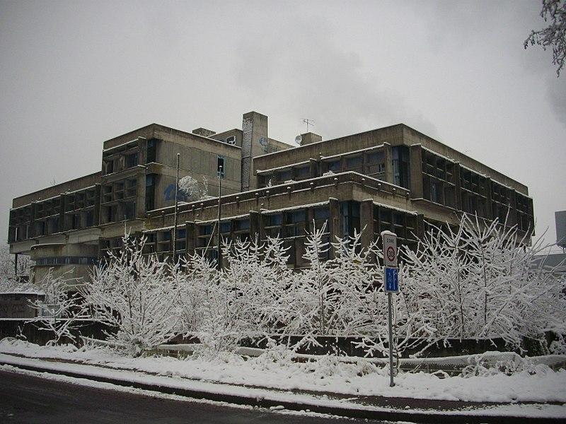 Photo du Monument Historique Service inter-régional de traitement de l'information (SITI n°3) situé à Orléans