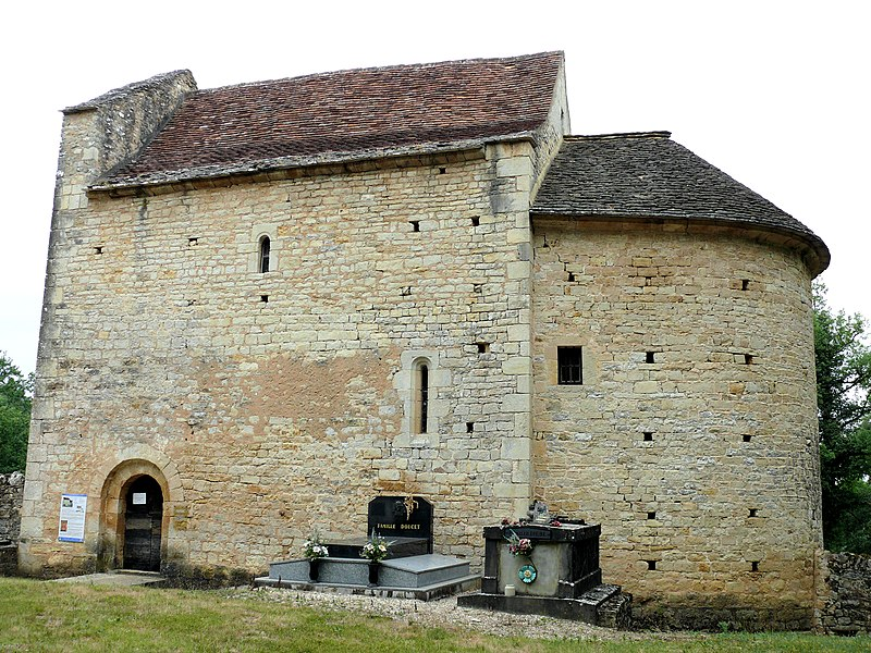 Photo du Monument Historique Chapelle Saint-André situé à Arques (Les)