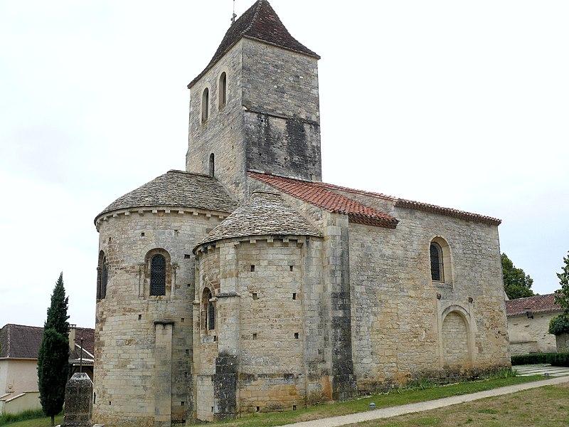 Photo du Monument Historique Eglise situé à Arques (Les)