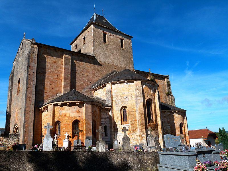 Photo du Monument Historique Eglise situé à Blars